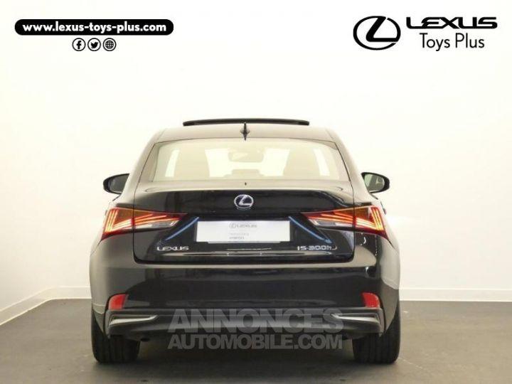 Lexus IS 300h F SPORT Noir Métal Occasion - 5