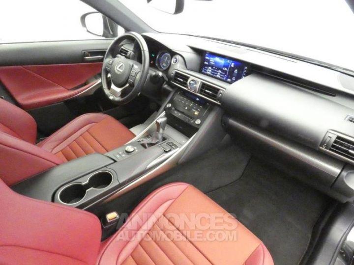 Lexus IS 300h F SPORT Noir Métal Occasion - 10