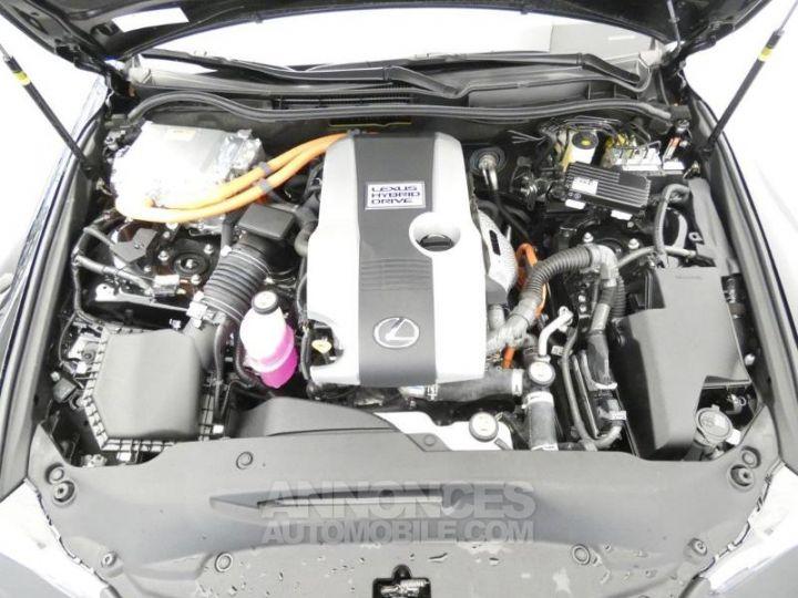 Lexus IS 300h F SPORT Noir Métal Occasion - 15