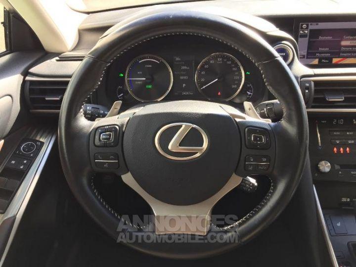 Lexus IS 300h Luxe NOIR Occasion - 11