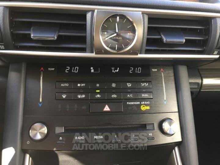 Lexus IS 300h Luxe NOIR Occasion - 18