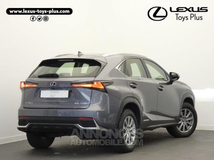 Lexus NX 300h 2WD Business GRIS MERCURE Occasion - 2