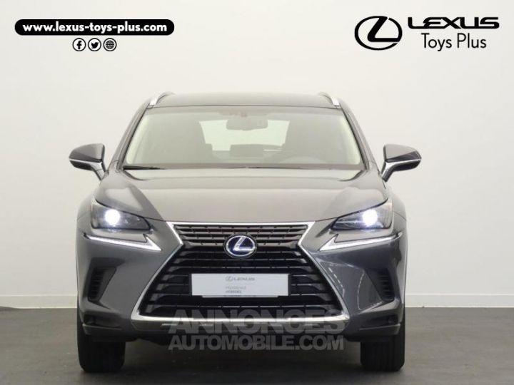 Lexus NX 300h 2WD Business GRIS MERCURE Occasion - 5