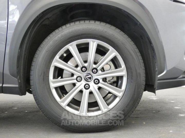 Lexus NX 300h 2WD Business GRIS MERCURE Occasion - 9