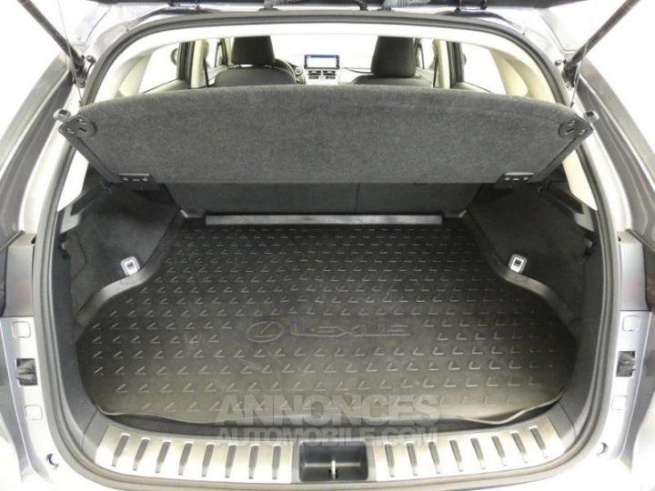 Lexus NX 300h 2WD Business GRIS MERCURE Occasion - 11