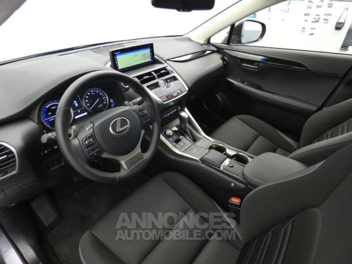 Lexus NX 300h 2WD Business GRIS MERCURE Occasion - 12