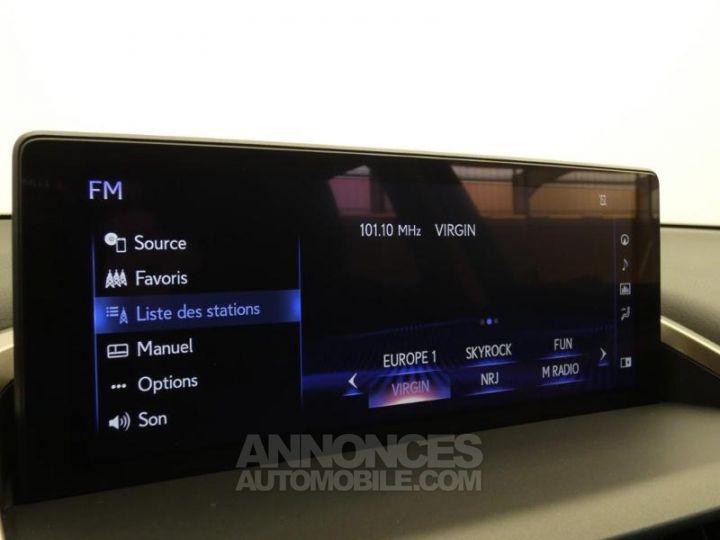 Lexus NX 300h 2WD Business GRIS MERCURE Occasion - 17