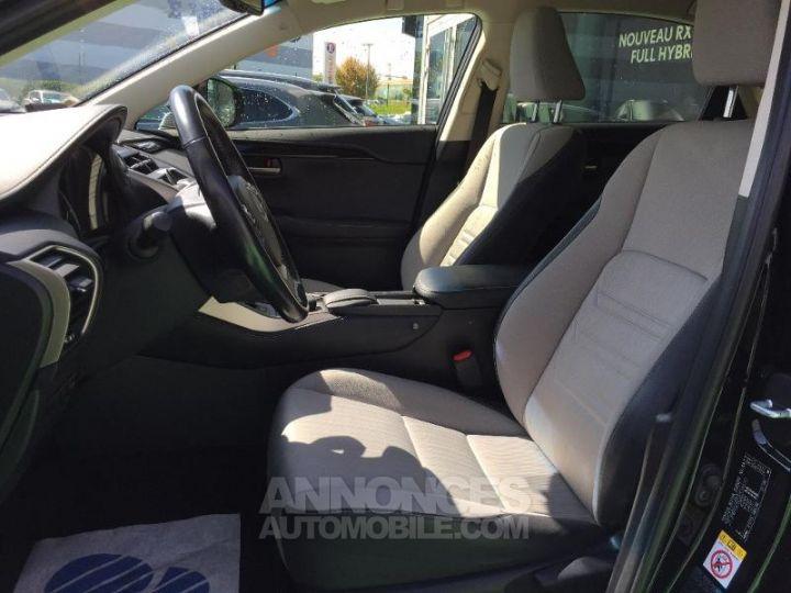 Lexus NX 300h 2WD Pack Gris Foncé Occasion - 4