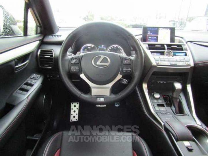 Lexus NX 300h 4WD F SPORT Rouge Foncé Occasion - 5