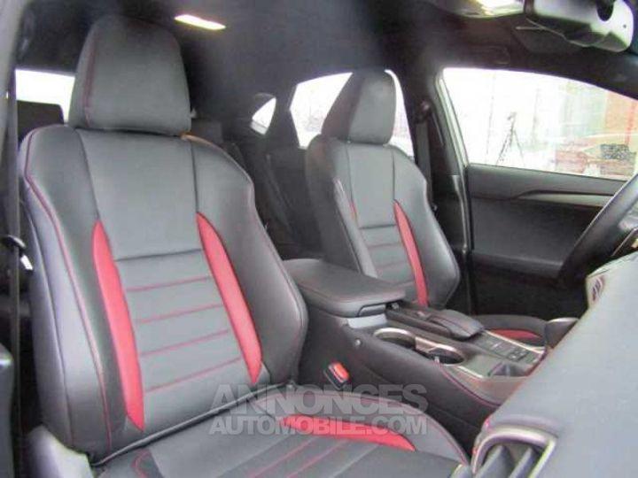 Lexus NX 300h 4WD F SPORT Rouge Foncé Occasion - 7