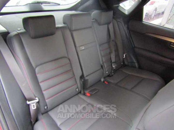 Lexus NX 300h 4WD F SPORT Rouge Foncé Occasion - 8
