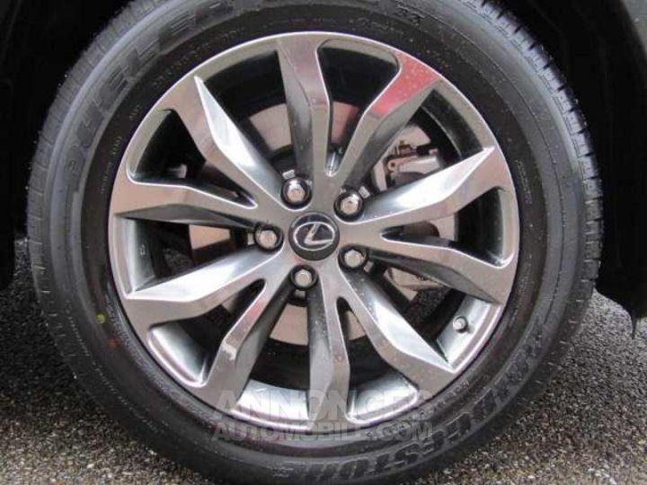 Lexus NX 300h 4WD F SPORT Rouge Foncé Occasion - 20