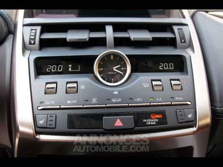 Lexus NX 300h 4WD Luxe Euro6d-T GRIS TITANE Occasion - 8