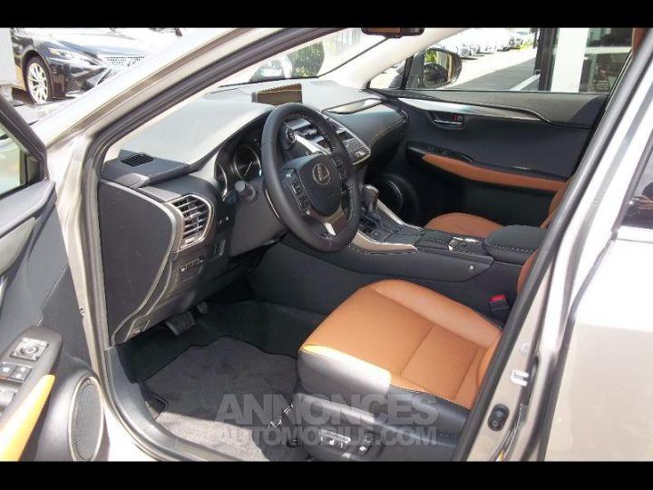 Lexus NX 300h 4WD Luxe Euro6d-T GRIS TITANE Occasion - 14