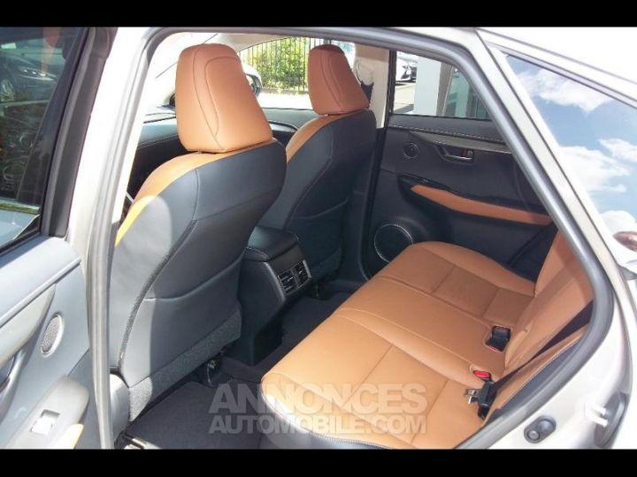 Lexus NX 300h 4WD Luxe Euro6d-T GRIS TITANE Occasion - 15
