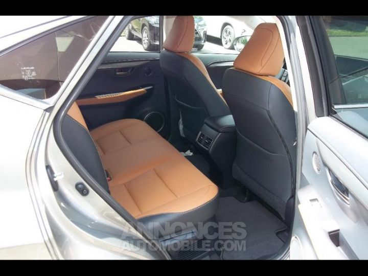 Lexus NX 300h 4WD Luxe Euro6d-T GRIS TITANE Occasion - 17
