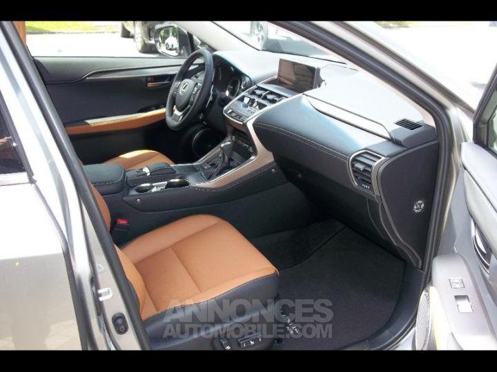 Lexus NX 300h 4WD Luxe Euro6d-T GRIS TITANE Occasion - 18