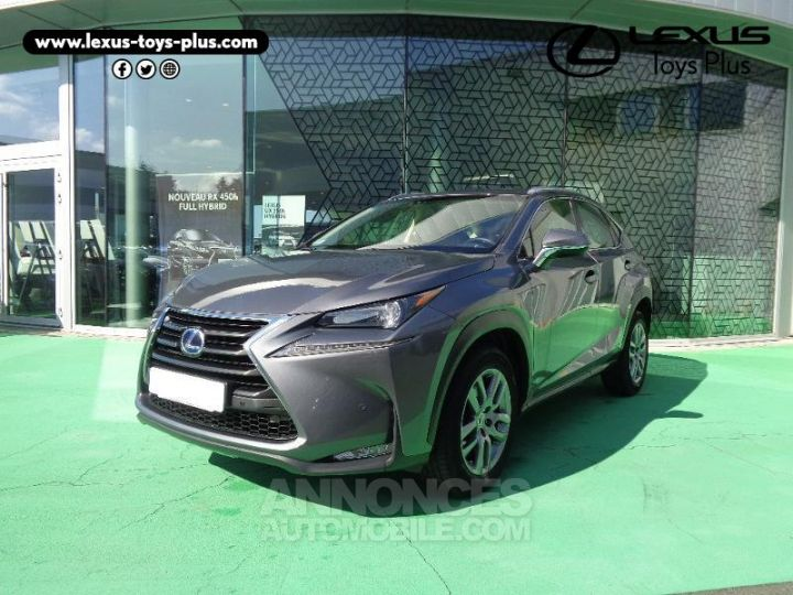 Lexus NX 300h 4WD Pack Business GRIS F Occasion - 1