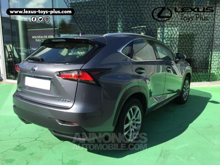 Lexus NX 300h 4WD Pack Business GRIS F Occasion - 3