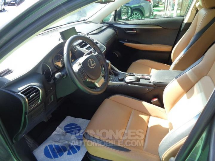 Lexus NX 300h 4WD Pack Business GRIS F Occasion - 4