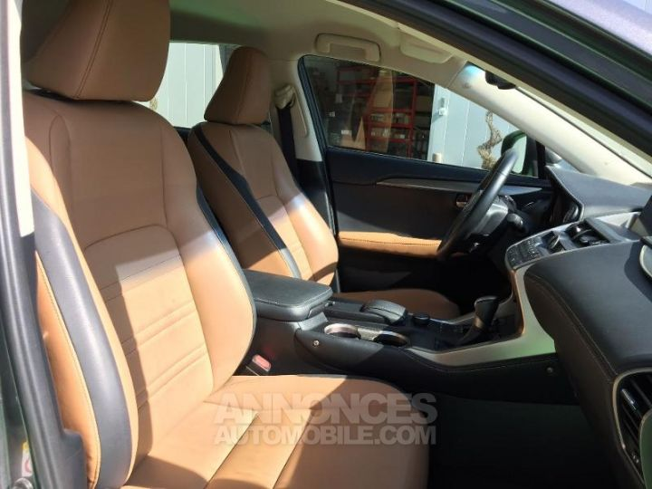 Lexus NX 300h 4WD Pack Business GRIS F Occasion - 5