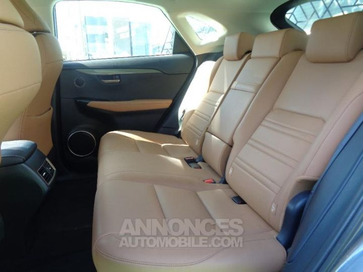 Lexus NX 300h 4WD Pack Business GRIS F Occasion - 6