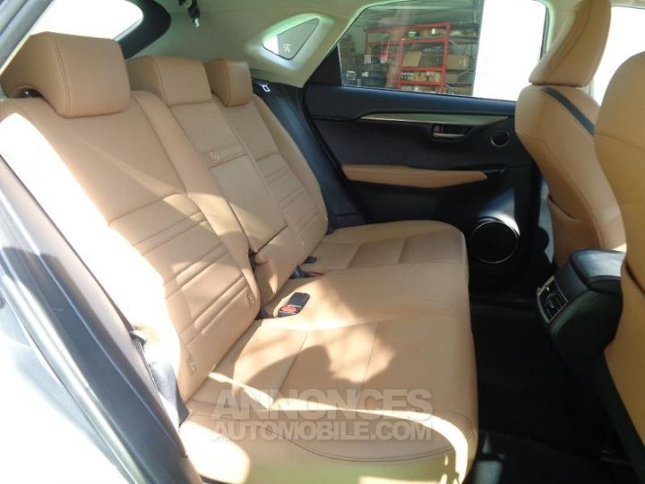 Lexus NX 300h 4WD Pack Business GRIS F Occasion - 7
