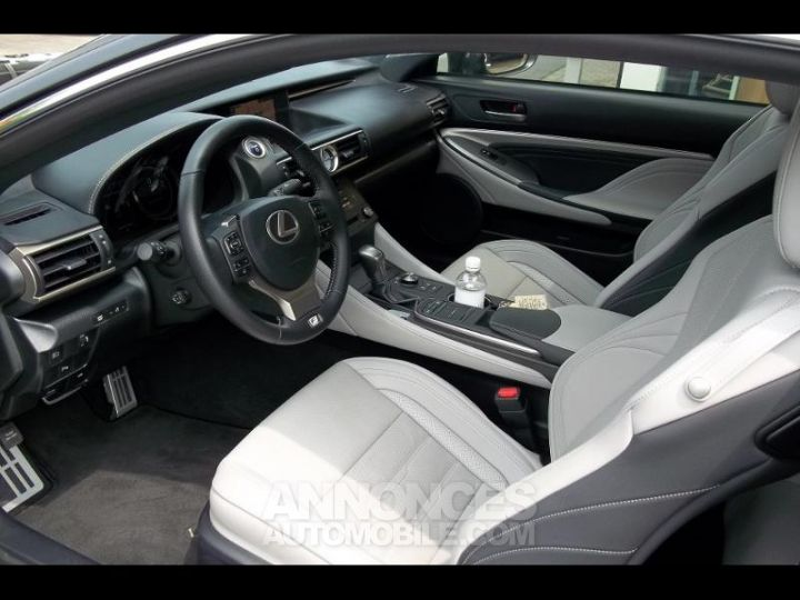 Lexus RC 300h F SPORT NOIR GRAPHITE Occasion - 8