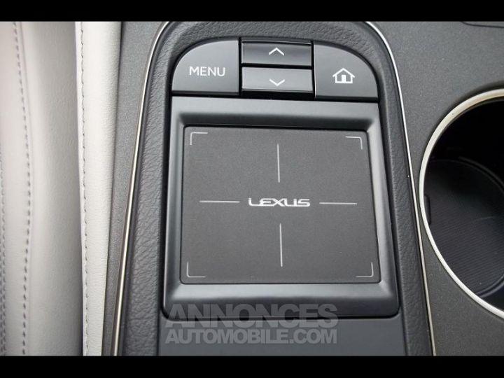 Lexus RC 300h F SPORT NOIR GRAPHITE Occasion - 15