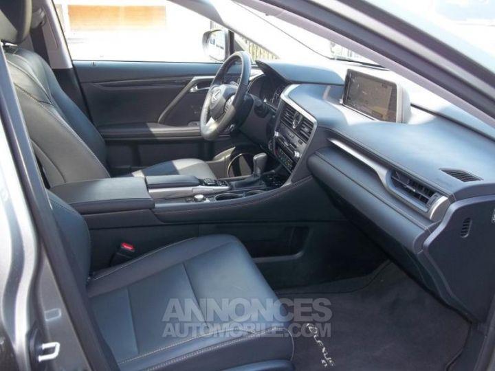 Lexus RX 450h 4WD Luxe Euro6d-T GRIS TITANE Occasion - 2