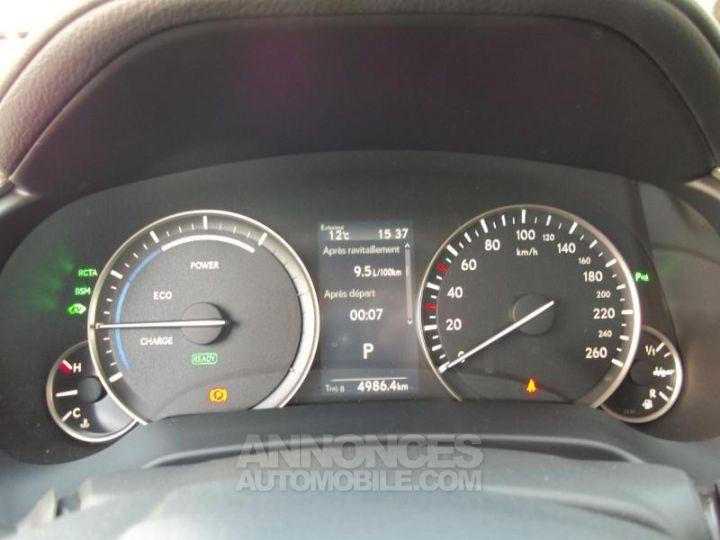 Lexus RX 450h 4WD Luxe Euro6d-T GRIS TITANE Occasion - 10
