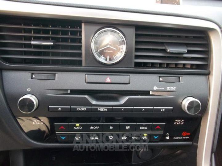 Lexus RX 450h 4WD Luxe Euro6d-T GRIS TITANE Occasion - 12