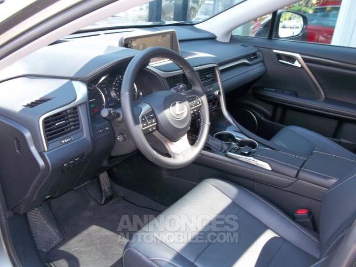 Lexus RX 450h 4WD Luxe Euro6d-T GRIS TITANE Occasion - 18