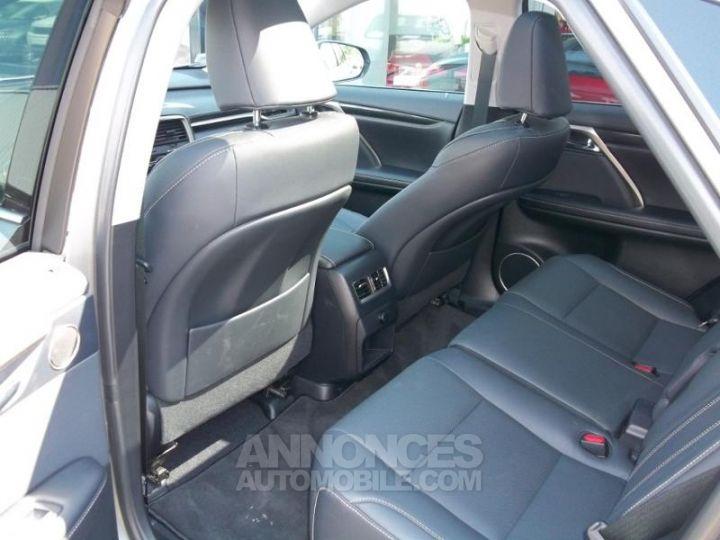Lexus RX 450h 4WD Luxe Euro6d-T GRIS TITANE Occasion - 19