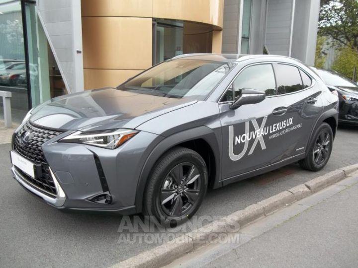Lexus UX 250h 2WD Luxe GRIS MERCURE Occasion - 1