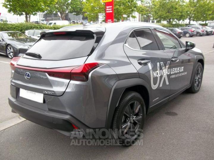 Lexus UX 250h 2WD Luxe GRIS MERCURE Occasion - 3