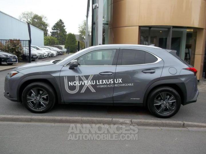 Lexus UX 250h 2WD Luxe GRIS MERCURE Occasion - 7