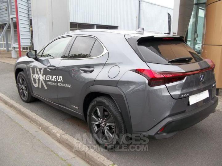 Lexus UX 250h 2WD Luxe GRIS MERCURE Occasion - 8