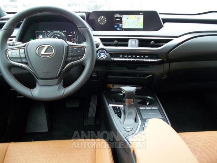 Lexus UX 250h 2WD Luxe GRIS MERCURE Occasion - 12