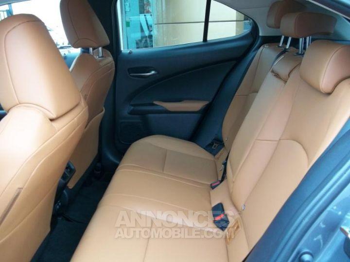 Lexus UX 250h 2WD Luxe GRIS MERCURE Occasion - 13