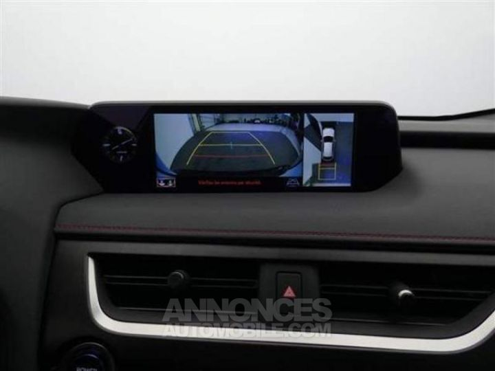 Lexus UX 250h 4WD F SPORT Executive BLANC NOVA Occasion - 10