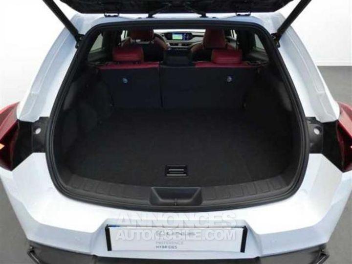 Lexus UX 250h 4WD F SPORT Executive BLANC NOVA Occasion - 18