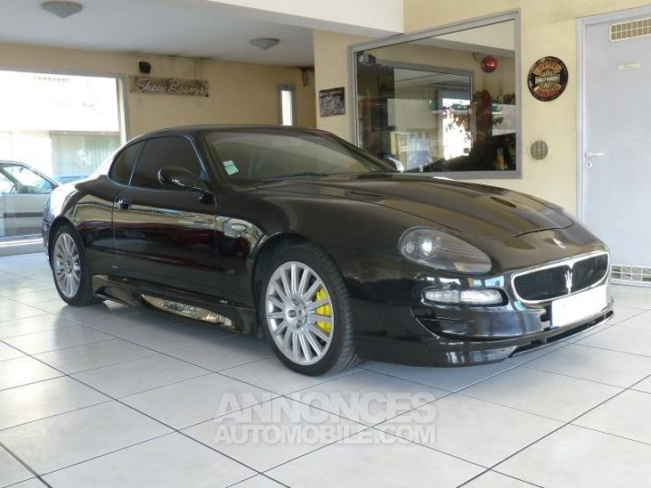 Maserati Coupe 4200 GT CAMBIOCORSA NOIR METALLISE Occasion - 1