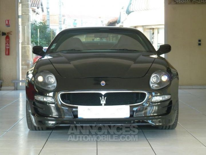 Maserati Coupe 4200 GT CAMBIOCORSA NOIR METALLISE Occasion - 6