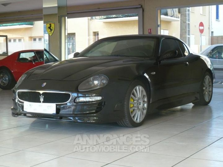 Maserati Coupe 4200 GT CAMBIOCORSA NOIR METALLISE Occasion - 19