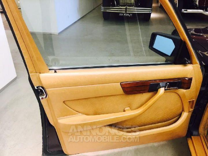Mercedes 500 SEL Bleu Occasion - 18