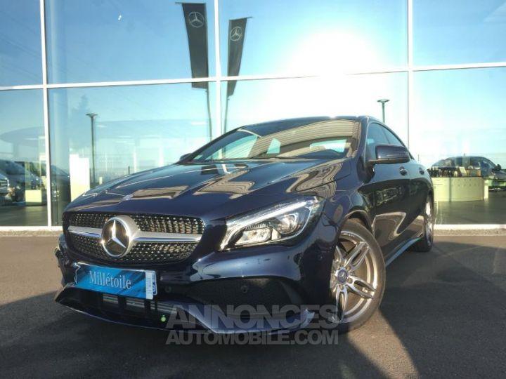Mercedes CLA 200 d Launch Edition 7G-DCT ZP BLEU CAVANSITE Occasion - 1