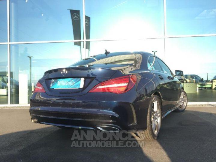 Mercedes CLA 200 d Launch Edition 7G-DCT ZP BLEU CAVANSITE Occasion - 3