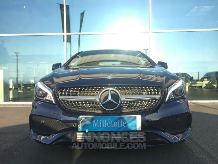 Mercedes CLA 200 d Launch Edition 7G-DCT ZP BLEU CAVANSITE Occasion - 17