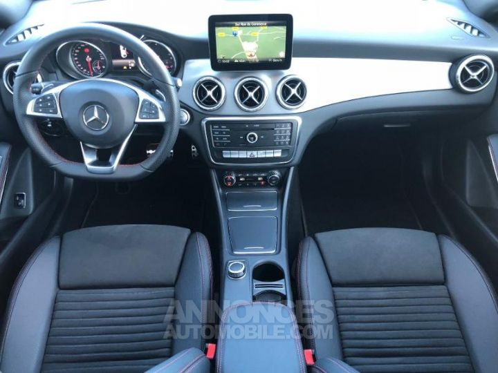 Mercedes CLA 220 d Fascination 7G-DCT BLANC POLAIRE Occasion - 4